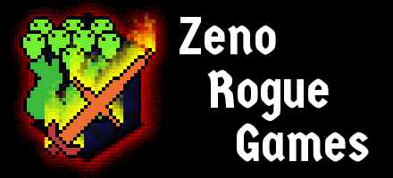 Zeno Rogue Games logo